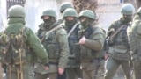GRAB - The Changing Story Of Russia's 'Little Green Men' Invasion