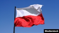 Флаг Польши. Иллюстративное фото.