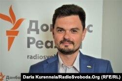 Дмитрий Золотухин, замминистра информационной политики Украины