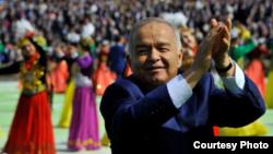 Президент Каримов Ноорузда, Ташкент, 2015-жыл