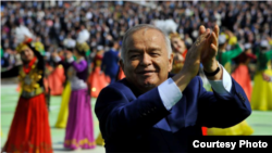Autumn of the patriarch? President Islam Karimov at a Norouz celebration in March