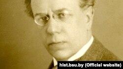 Уладзімер Пічэта, першы рэктар Беларускага дзяржаўнага ўнівэрсытэту (1921-1929)