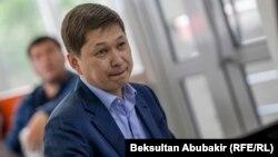 Экс-премьер-министр Кыргызстана Сапар Исаков. Иллюстративное фото.