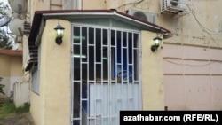 Частный магазин, Ашхабад.
