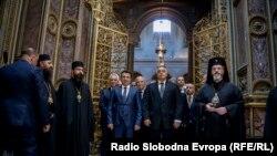 Zaev and Borisov