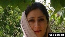 دادگاه انقلاب تهران عاطفه رنگریز را به ۱۱ سال و نیم زندان و ۷۴ ضربه شلاق محکوم کرده است