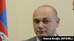 Kërstimir Pantiq, përfaqësues i strukturave paralele serbe