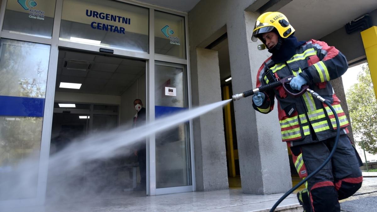 В Черногории зафиксировали первую жертву COVID-19
