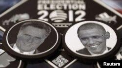Во Франции выпускают шоколадки с портретами кандидатов на пост президента США