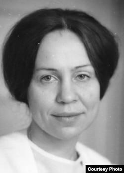 Яўгенія Янішчыц. З фондаў БДАМЛМ