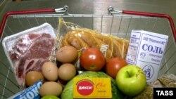 С начала года индекс потребительских цен в России вырос на 8,1%