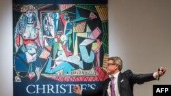 تابلوی «زنان الجزایر» اثر پابلو پیکاسو که عنوان گرانترین اثر هنری را به خود اختصاص داده است.