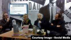 La o dezbatere cu Cristina Hermeziu și Norman Manea