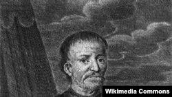 Іван Мазепа. Портрет від 1706 року. Лейпціг