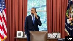 الرئيس أوباما يتحدث بعد سماعه بخبر مصادقة المحكمة العليا لصالح شرعنة قانون الضمان الصحي