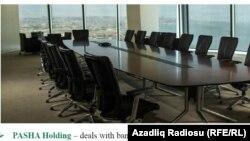 Pasha Holding-in ofisi
