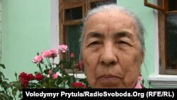 Айше Сейтмуратова, правозахисниця