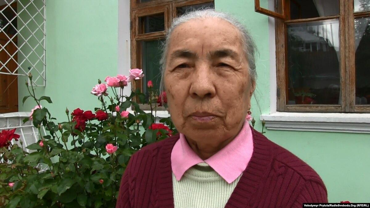 Чубаров: российские силовики задержали ветерана крымскотатарского движения Айше Сеїтмуратову