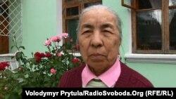 Айше Сеїтмуратова, ветеран кримськотатарського національного руху