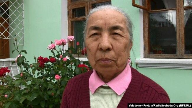 Айше Сеитмуратова