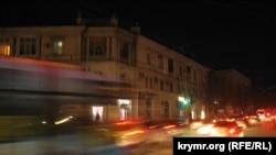 Power blackout in the Crimea city of Sevastopol