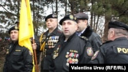 Veterani ai războiului de pe Nistru.
