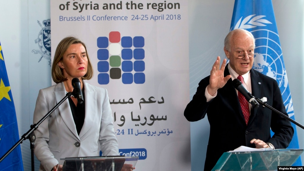 هشدار سازمان ملل و اتحادیه اروپا در مورد «فاجعه انسانی» در ادلب سوریه