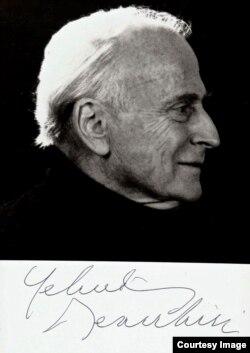 Yehudi Menuhin (coll. V. Eskenasy)