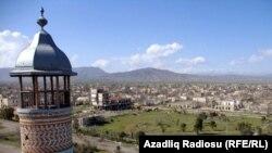 Azərbaycanın Ağdam şəhəri, Ermənistanın işğalından sonra, arxiv foto