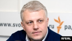 Журналист и документалист Павел Шеремет