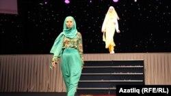 Международный фестиваль мусульманской моды в Казани, 2014 год
