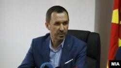 Васко Ковачевски, директор на Електрани на Северна Македонија