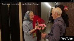 Lidija Ivanovna i Charles Aznavour