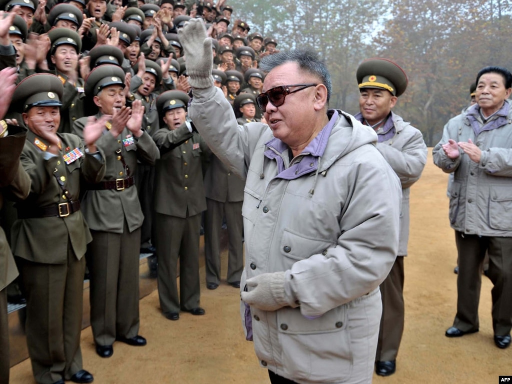 kim jong il in pictures