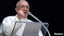 Рим папасы Франциск. Ватикан, 17 наурыз 2013 жыл.