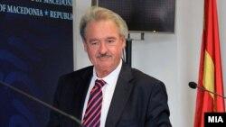 Министерот за надворешни и европски работи на Големото Војводство Луксембург, Жан Аселборн