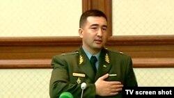 Бегенч Гундоғдиев