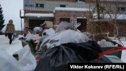 Жителей Коми возмущают новые тарифы на вывоз мусора