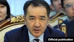 Бахытжан Сагинтаев.
