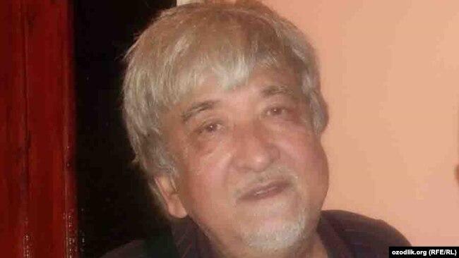 Ташкентский правозащитник Сурат Икрамов.