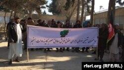 ارشیف، یو شمېر افغان متقاعد افسران
