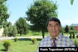 Руководитель регионального Центра Свидетелей Иеговы Полат Бекжан. Алматы, 6 июля 2017 года.