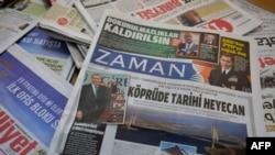 «Zaman» gazetiniň sanlary
