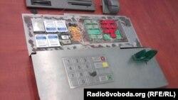 Деталі банкоматів