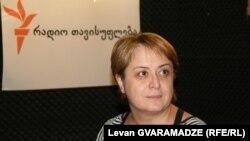 Грузинский политолог Хатуна Лагазидзе