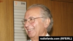 Iraj Gorgin, former editor-in-chief of Radio Farda, in 2007.