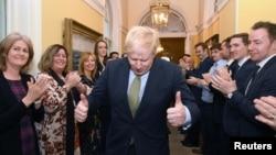 Ұлыбританияның премьер-министрі Борис Джонсон.