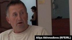 Игорь Константинович, человек без гражданства. Талдыкорган, 20 сентября 2012 года.