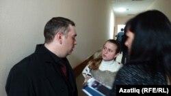 Адвокат Всеволод Лебединцев