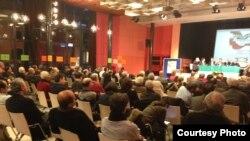 همایش اتحاد جمهوریخواهان ایران در برلین